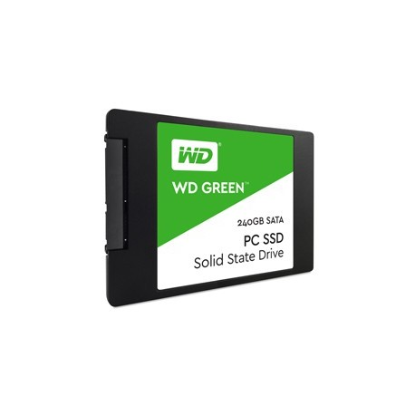 WD Green SSD - 240GB - 2.5 Inch - 7mm