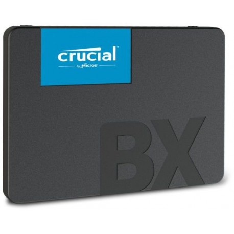 Crucial BX500 SSD - 480GB - 2.5 Inch - 3D NAND