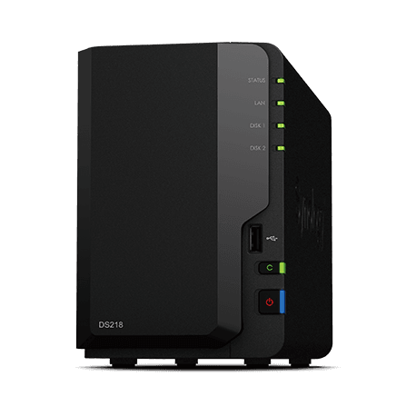 Synology Disk Station DS218