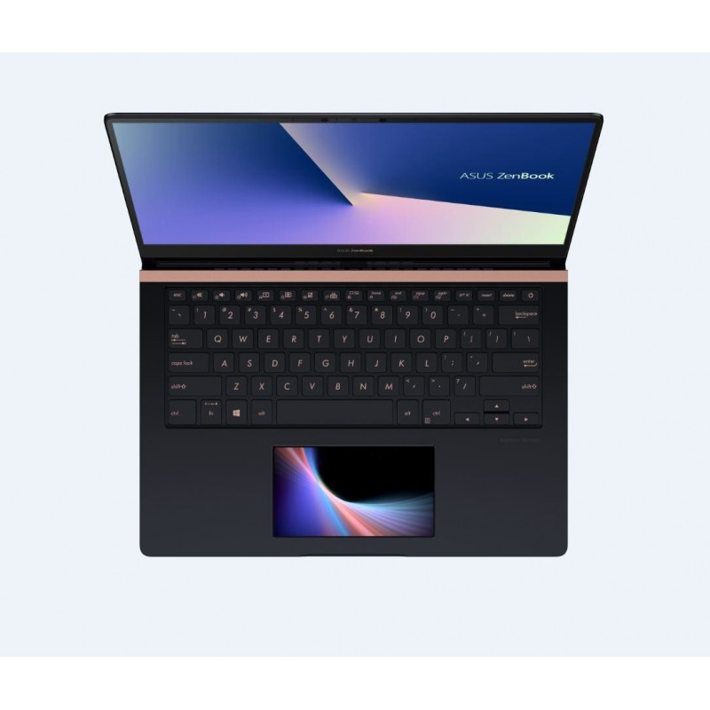 asus zenbook pro 14 rx480fd be071t scherm in je touchpad
