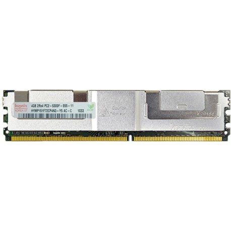 Refurbished Server geheugen 4GB DDR2 HYNIX HYMP151F72CP4N3-Y5 AB-C - PC