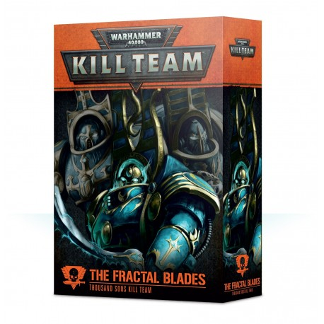 Warhammer Kill Team - Thousand Sons - The Fractal Blades