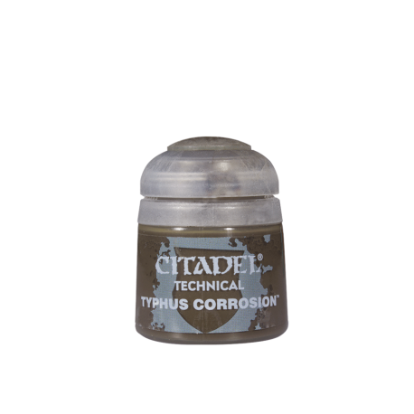 Warhammer Citadel - Technical Paint Typhus Corrosion 12ml