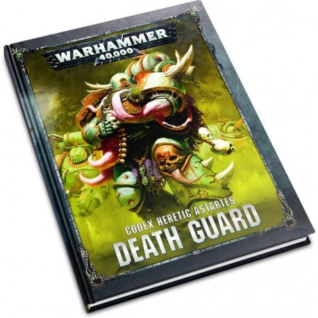 Warhammer 40K - Codex Death Guard