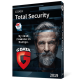 ESD G DATA Total Security 3PC's - 1 Jaar
