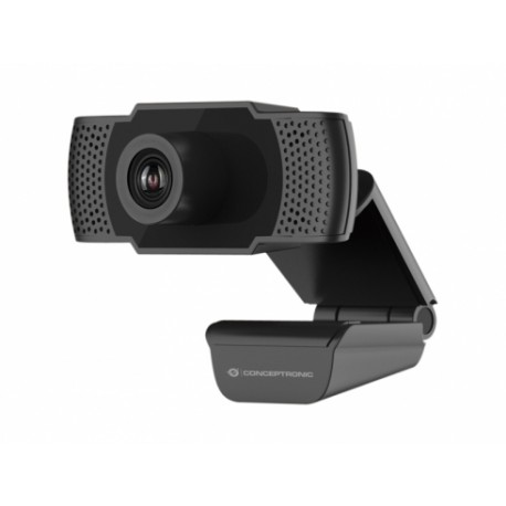Conceptronic Full HD Webcam met microphone